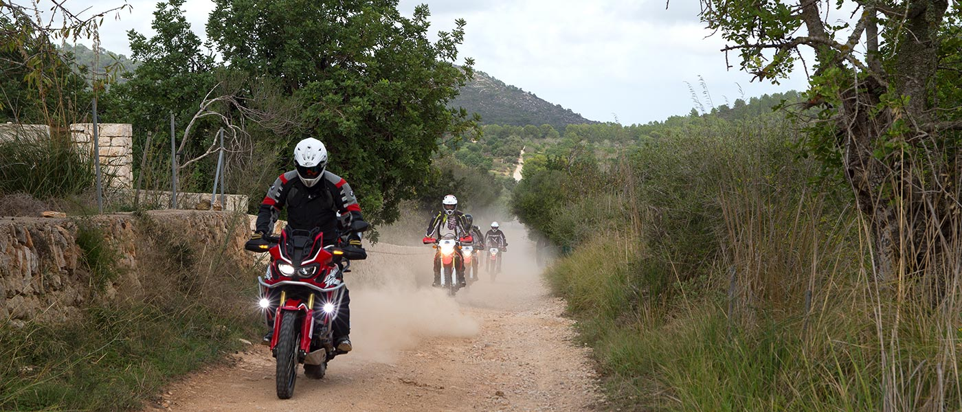 Enduro on Majorca. Where else.